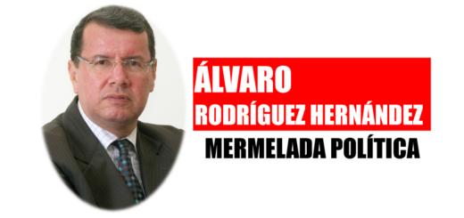 ALVARO RODRIGUEZ MERMELADA POLITICA