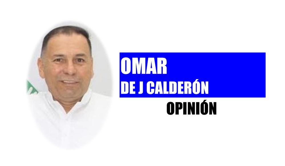 OMAR DE J CALDERON