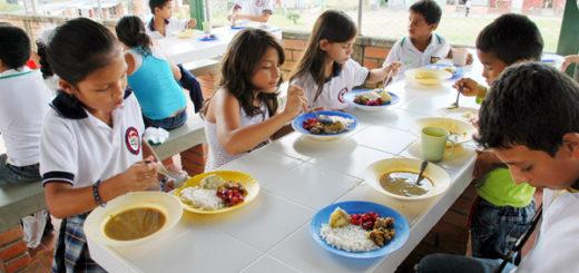 alimento escolar
