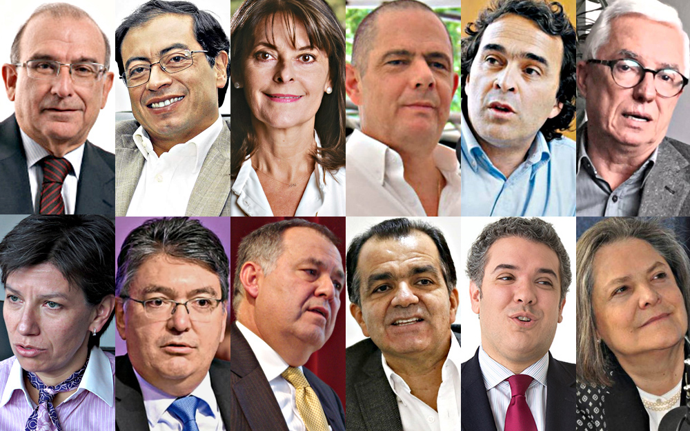 presidenciables-2018-Colombia