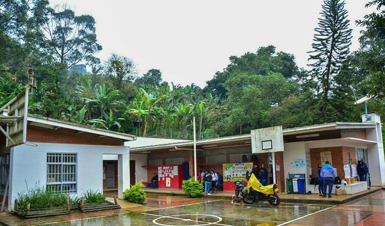 Sede educativa Boqueroncito