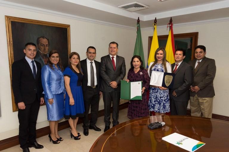 Maria Luisa de Moreno - Gobernacion8
