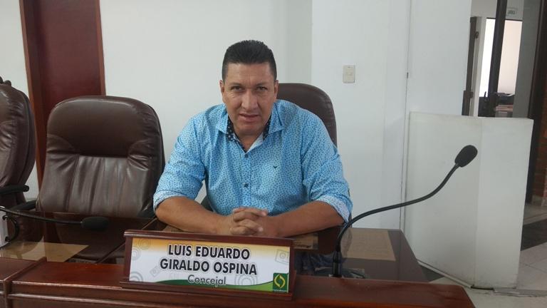 Luis Eduardo Giraldo Ospina