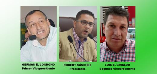 MESA DIRECTIVA DOSQUEBRADAS 2018