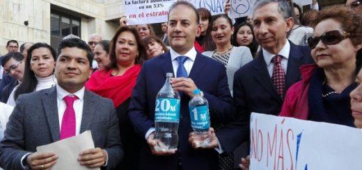 MIRA-Aumento De Facturación De Agua