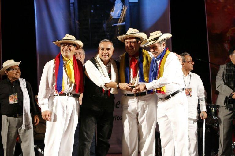 Dueto Fernando y José-Cundinamarca. Mejor Interprete obra LCG
