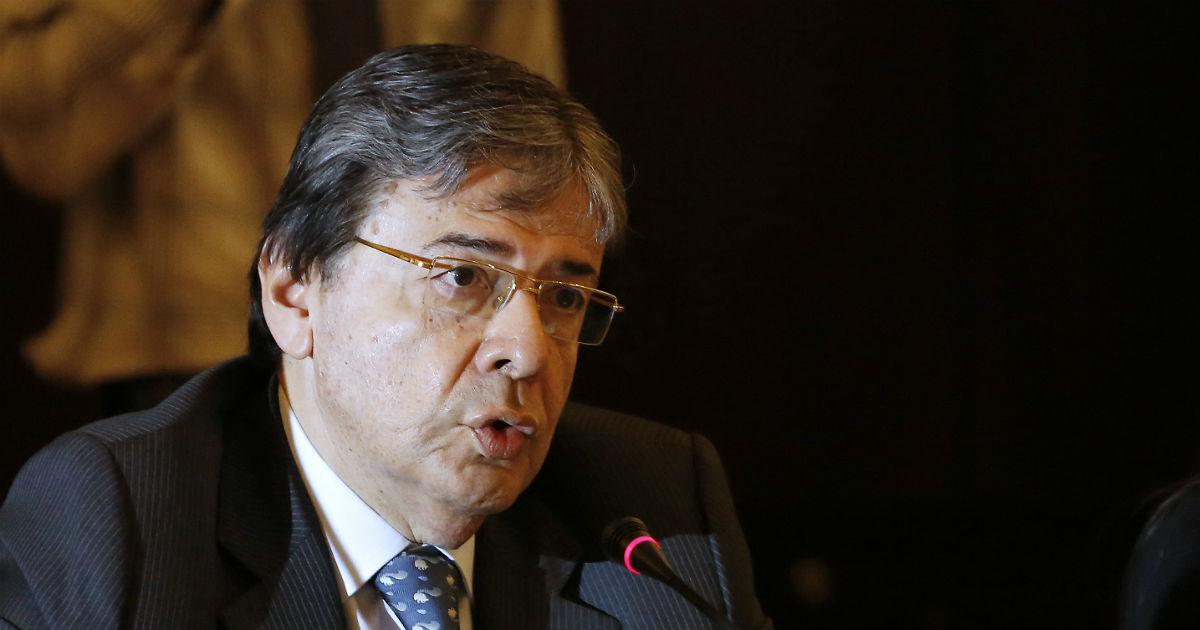 Mindefensa, citado a debate en el Senado con 'vocación de moción de censura'