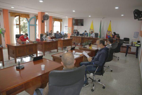 A debate en el Concejo de Marsella, iniciativas de alivio e incentivo tributario - Noticias de Colombia